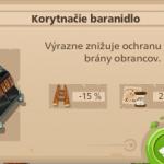 Korytnačie baranidlo