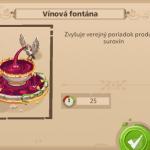 Vínová fontána